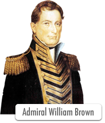 Admiral Brown