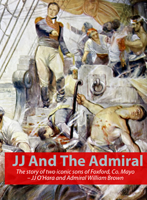 JJ & The Admiral - DVD Cover